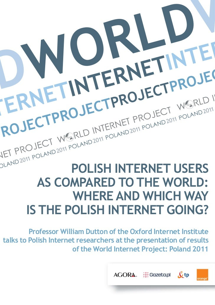 2011 Discussion of WIP Findings on Poland