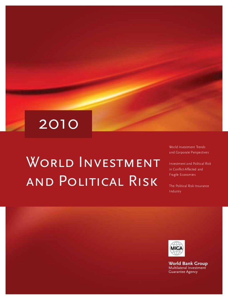 World Investment and Political Risk