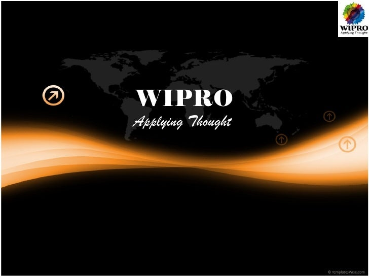 WIPROApplying Thought