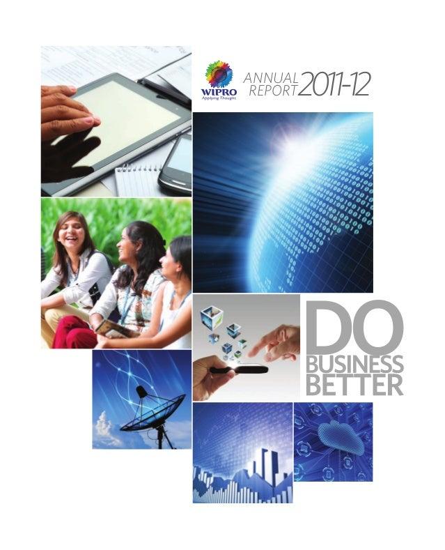 ANNUAL      2011-12 REPORT