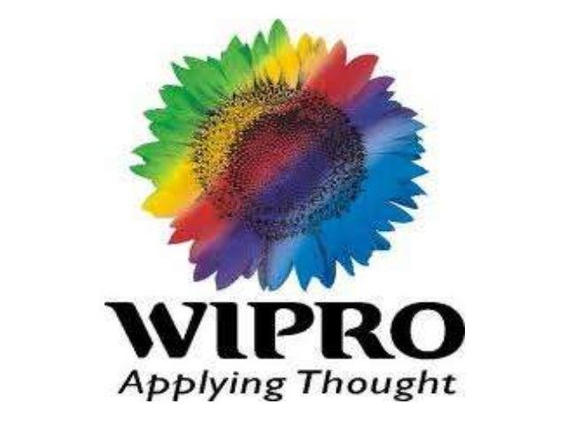 Wipro presentation