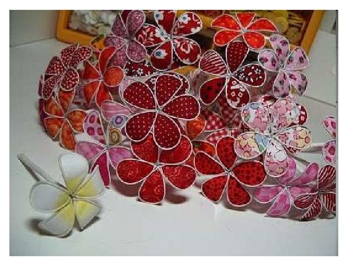 Идеи цветов из ткани