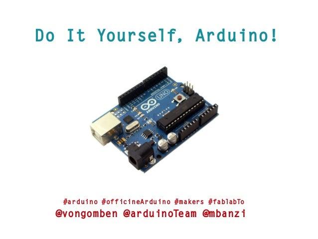 Arduino ppt download