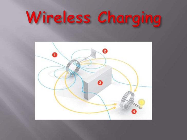 Wireless Charging<br />