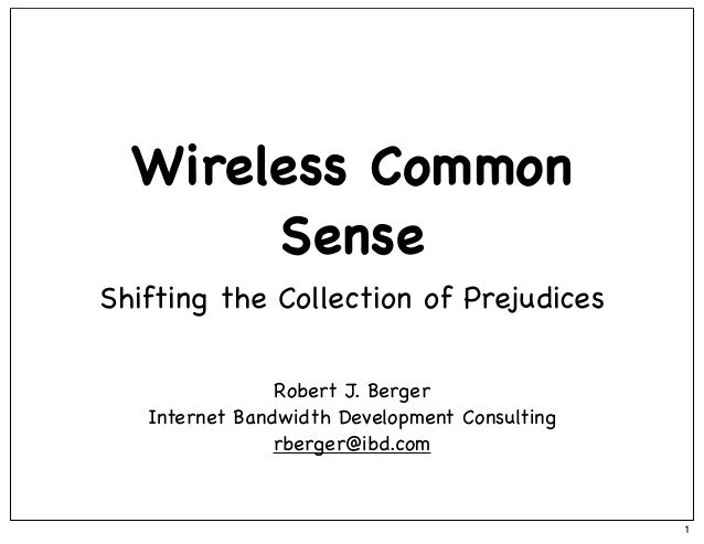 Wireless commonsense fontsfixed