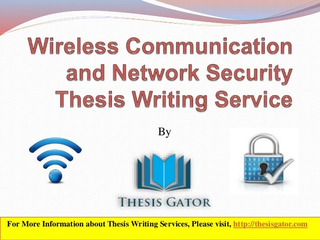 Phd Thesis On Wireless Sensor Network