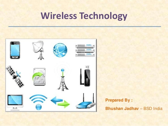 Wireless technology wi fi Home wifi architecture