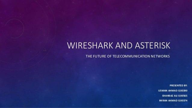 Wireshark and asterisk