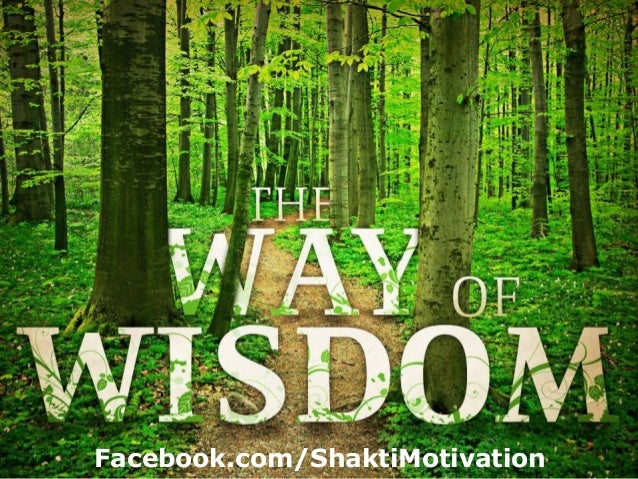 Wisdom Quotes - Shakti Motivation