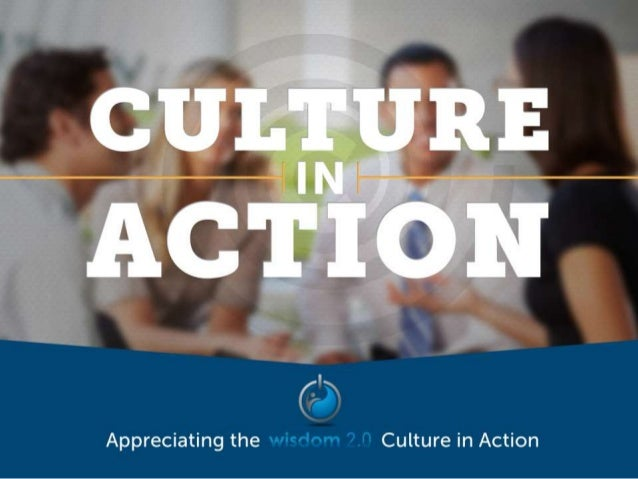 Why Culture? Why do you think paying attention to culture matters?