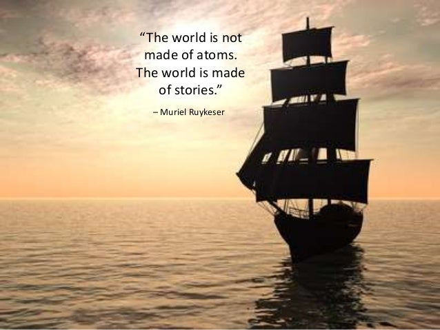 Wisdom at work quotes about the power of story