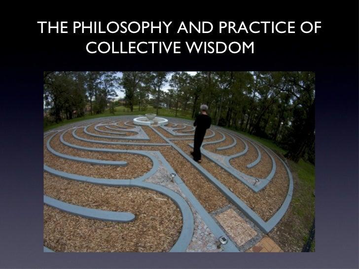 Wisdom emerging