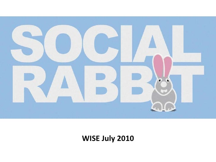 WISE July 2010<br />