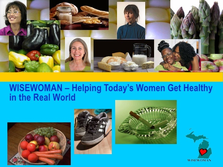 WISEWOMAN – Helping Today's Women Get Healthy in the Real World