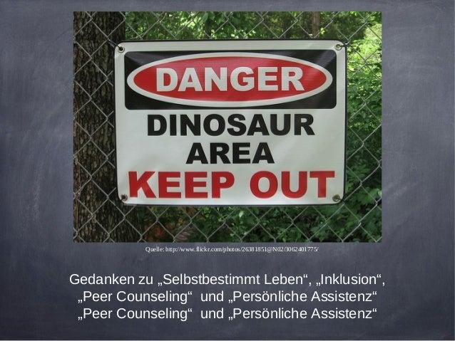 """Quelle: http://www.flickr.com/photos/26381851@N02/3062401775/  Gedanken zu """"Selbstbestimmt Leben"""", """"Inklusion"""",  """"Peer Cou..."""