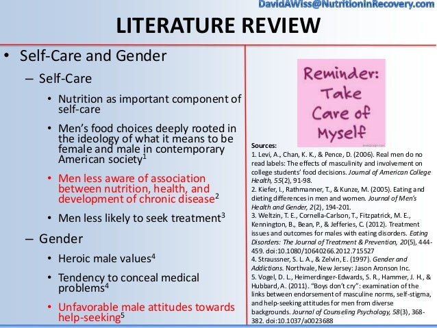 Literature review on substance abuse