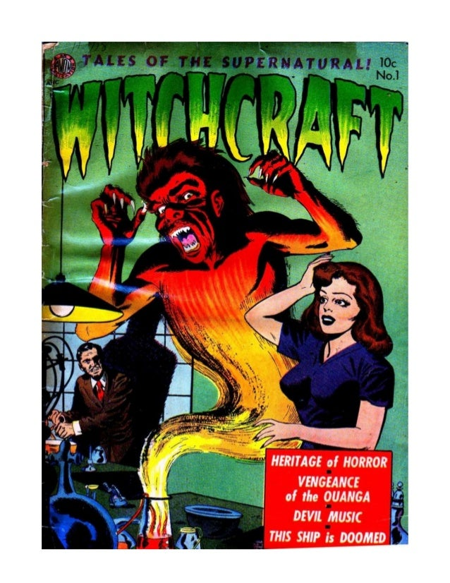Witchcraft, Devil Music, Free Comic Book