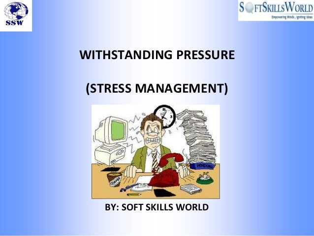 Withstanding pressure