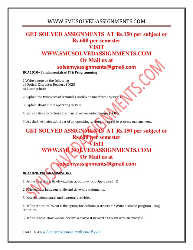 sikkim manipal assignment 1496004093