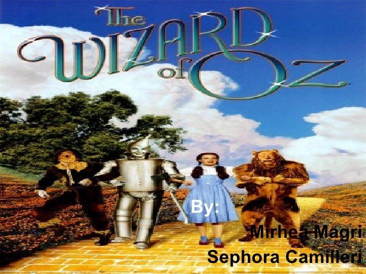 Wizard Of Oz Yr6c