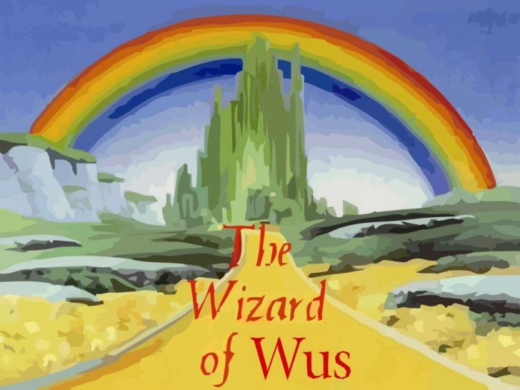 Wizards of wus
