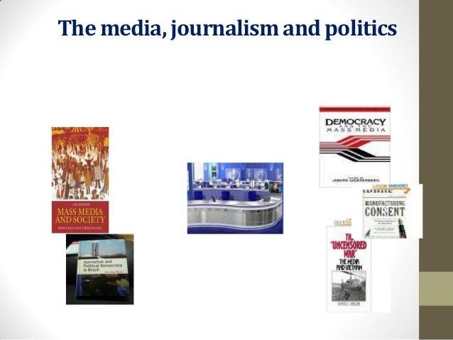Media and politics essay