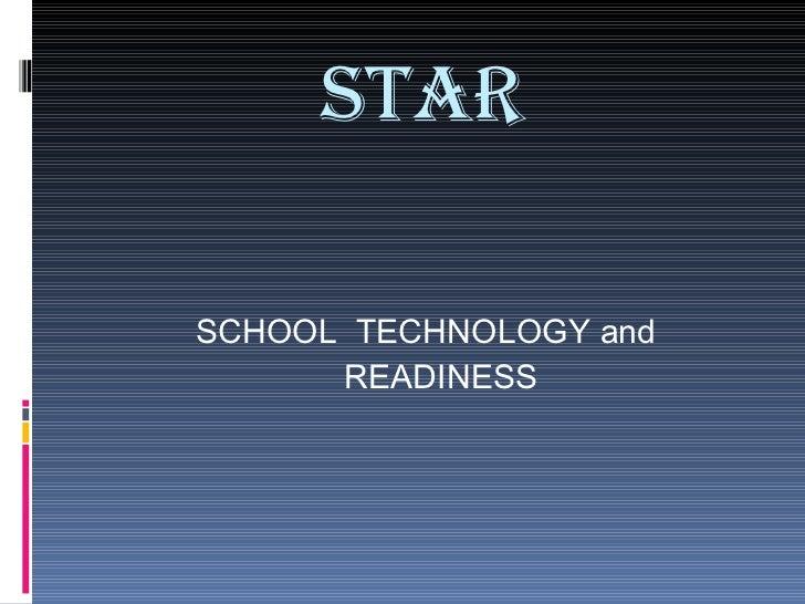 STaR Chart Power Point