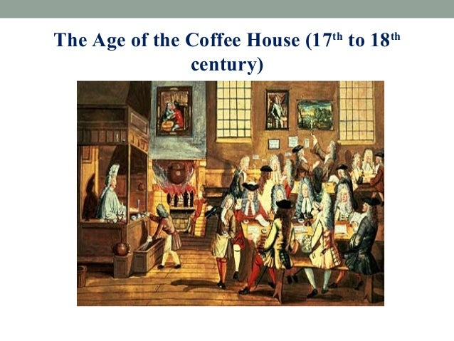 are coffee houses considered habermas sphere At the amsterdam steven of print which could then become the objects of still more coffee-house talk habermas's 'public sphere' was a theorised formation household, the court, the church or the guildhall and so the coffee house, according to habermas, was a new sort.