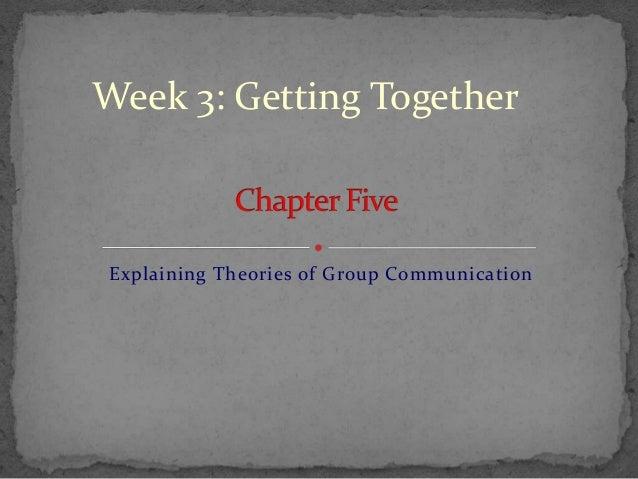 COM310-Week 3 Lecture Slides