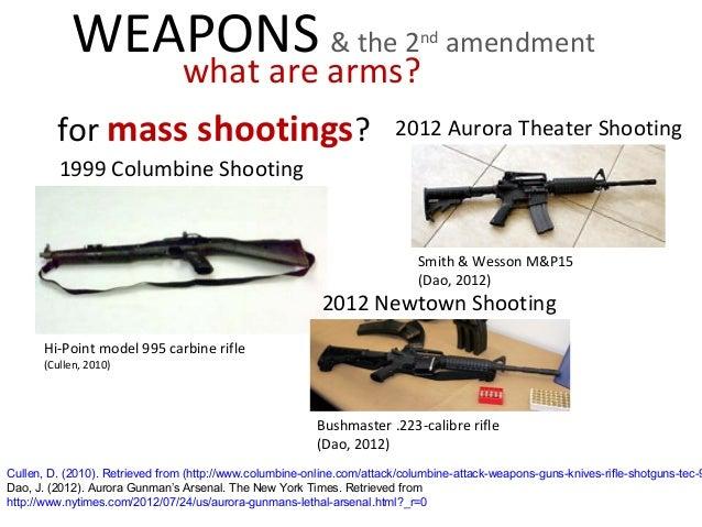 second amendment and gun control essay