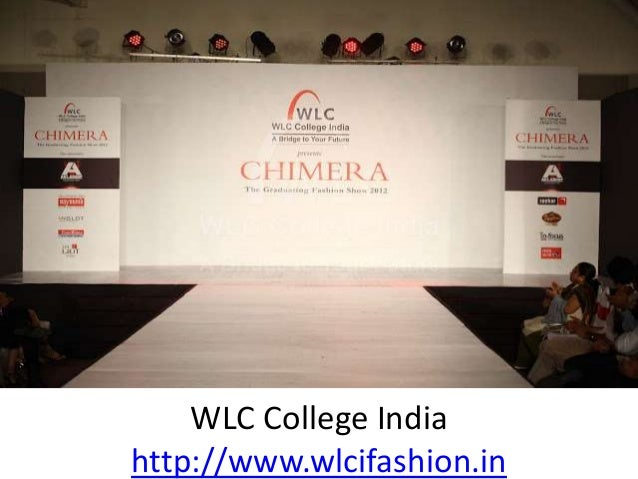 WLC College Indiahttp://www.wlcifashion.in