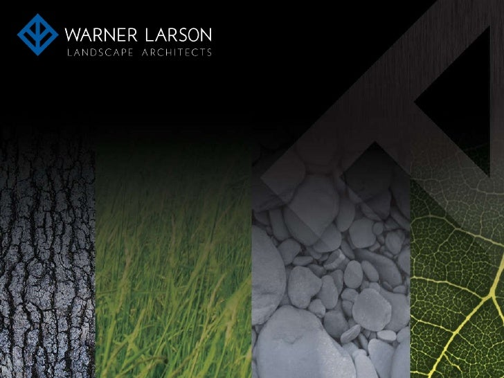 Warner Larson Landscape Architects