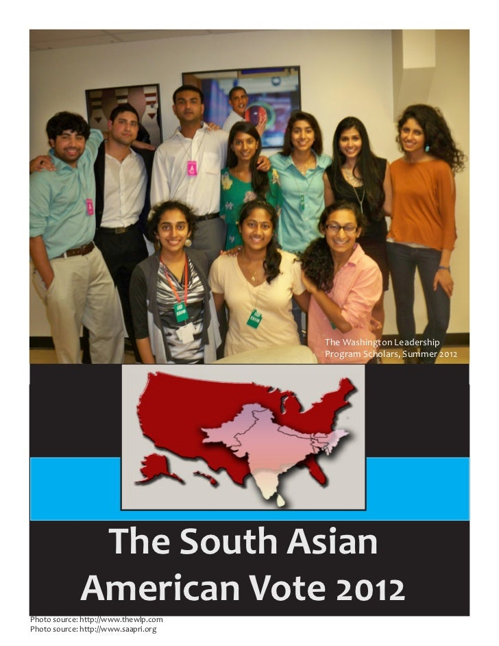Washington                                      Leadership Program                                      2012 Scholars, Jul...