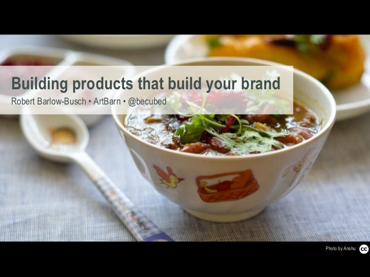 Building Products that Build Your Brand