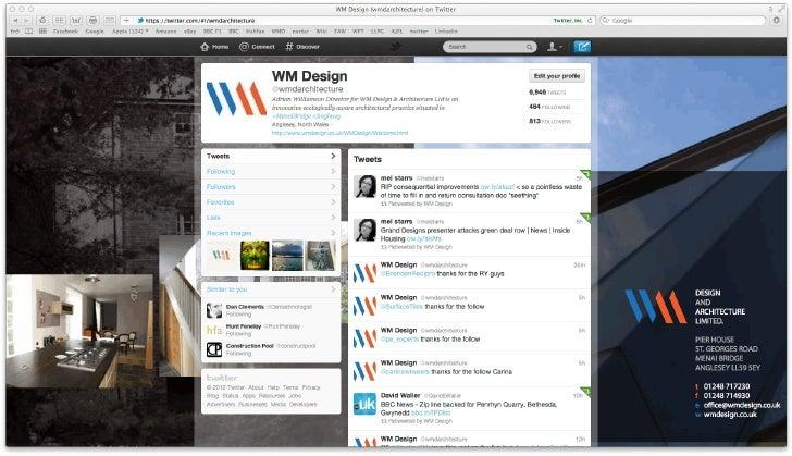 Wmd social media in business