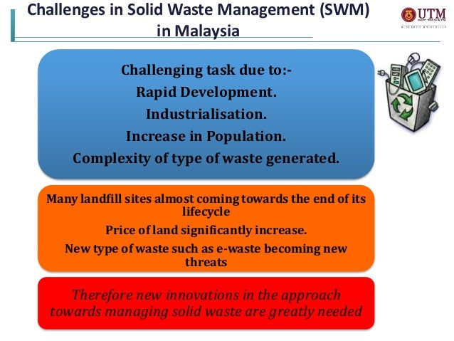 waste management dissertation The effect of consumerism and regulation on household solid waste management in the united states and germany: a comparative study amir vafa, ms.