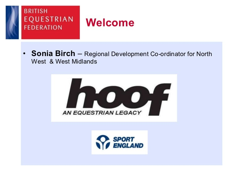 Hoof West Midlands Network Slides 20 June 2011