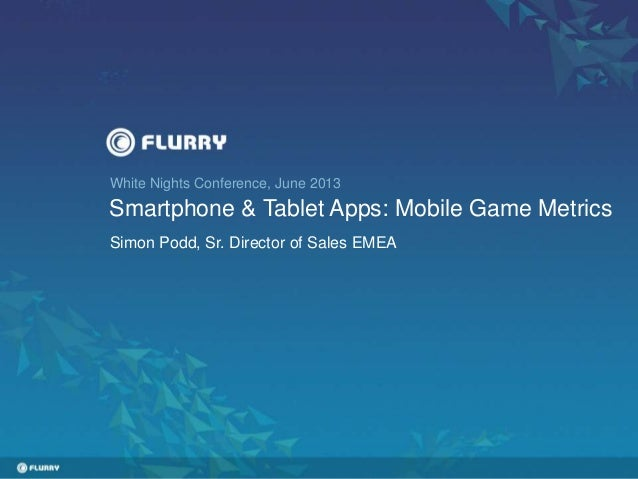 Simon Podd, Flurry