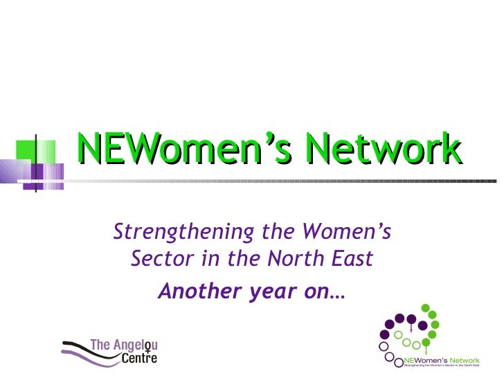 The state of the women's sector in the North East