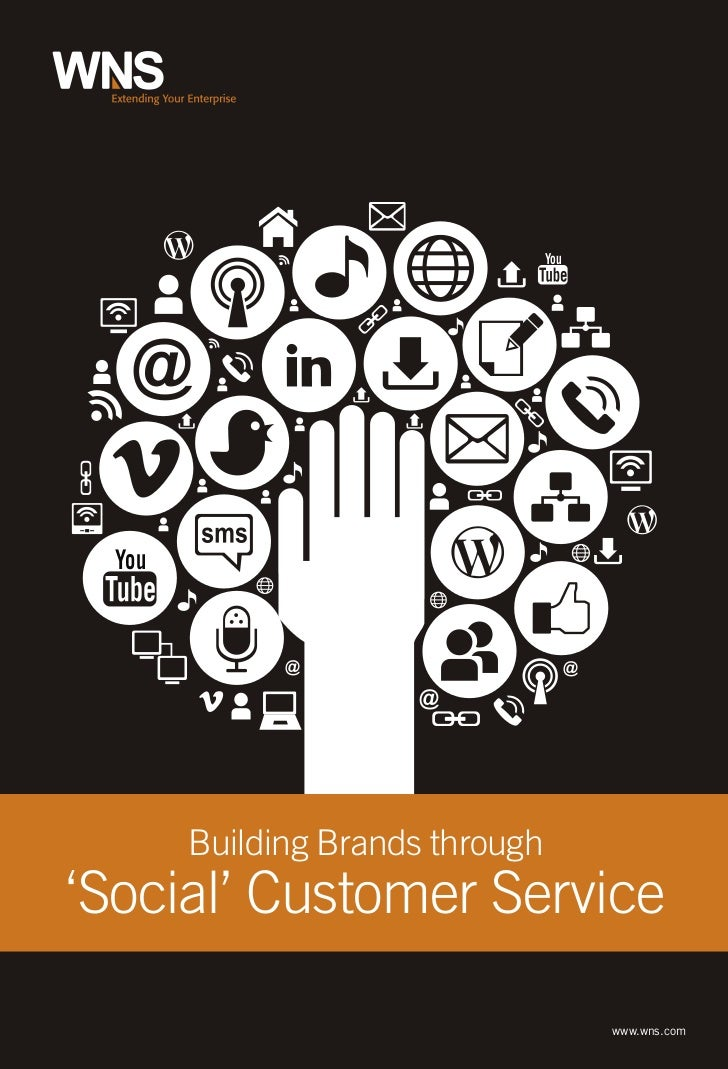 You  You              @                         @                      @        Building Brands through'Social' Customer S...