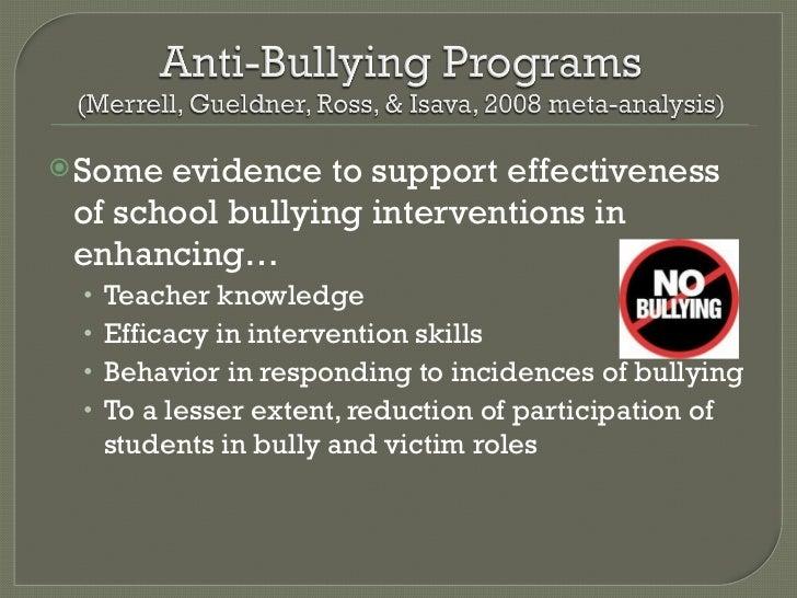 Narrative Essay On Bullying