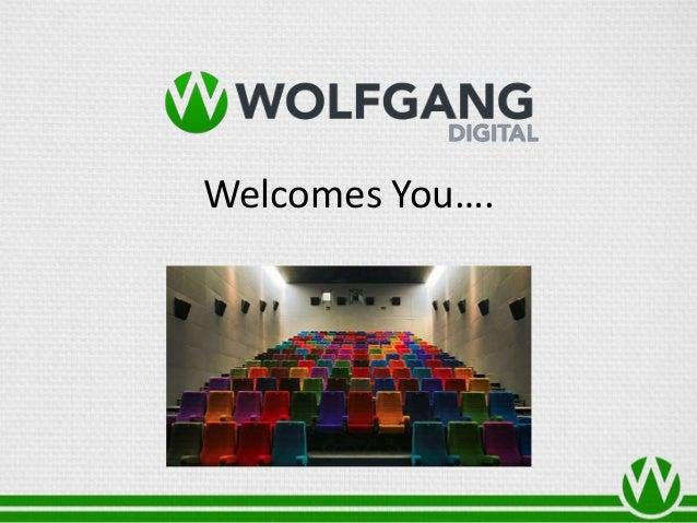 Welcomes You…. Welcome Welcome Welcome