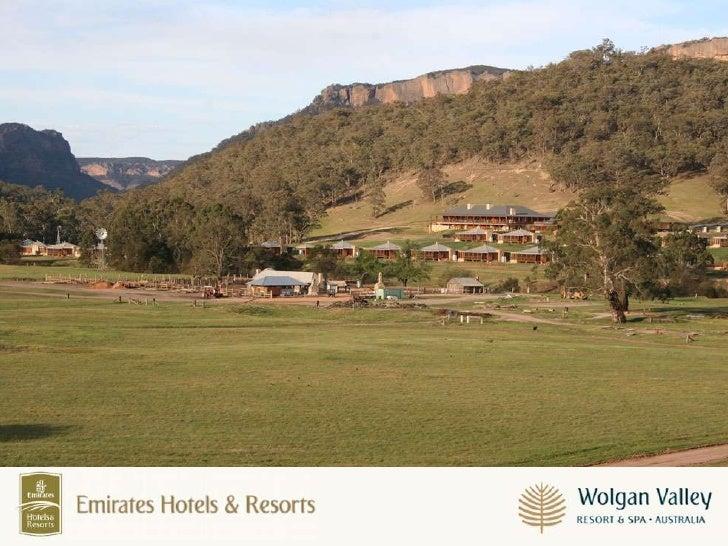 Wolgan Valley Resort & Spa, Australia