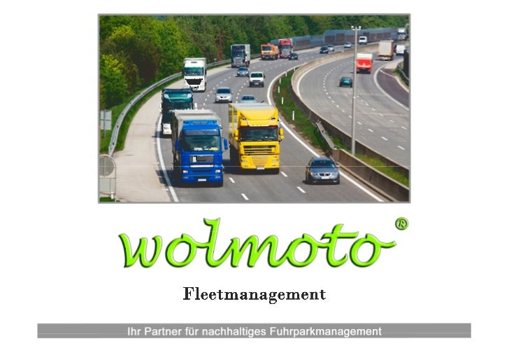 Wolmoto fleetmanagement 2.2012
