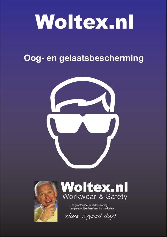 Woltex oog- en gelaatsbescherming