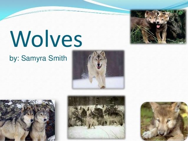 Wolvesby: Samyra Smith
