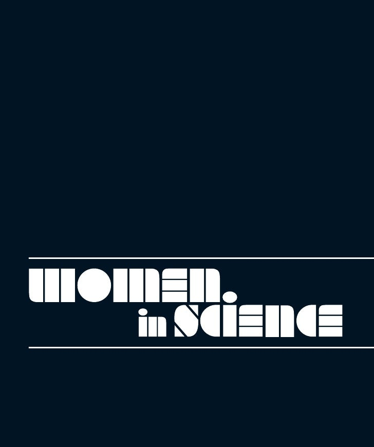 Woman In Science