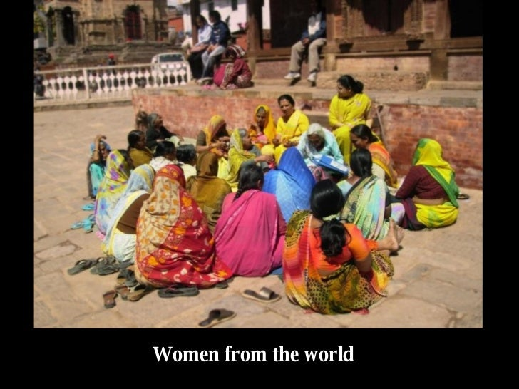 Women from the world