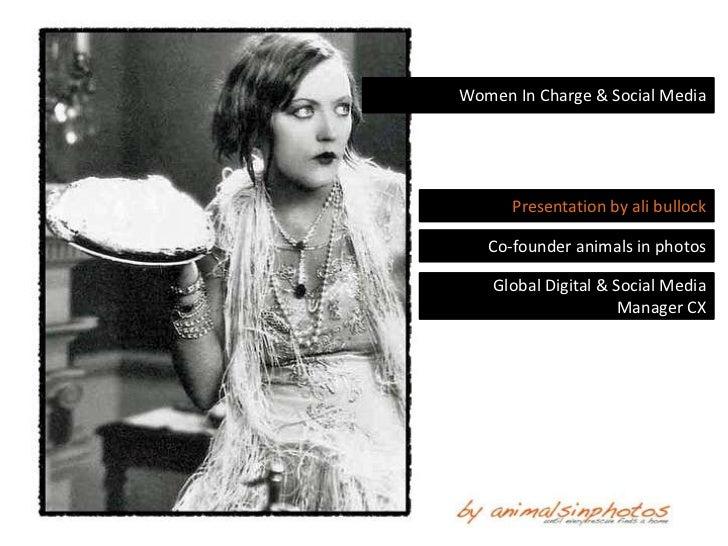 Women inchrg2012