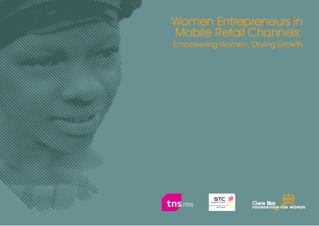 Women20entrepreneurs20in20mobile20retail20channels1 111204113159-phpapp02